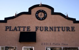 Platte Furniture Storefront